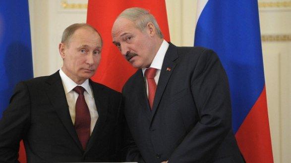 Putin-Lukashenko