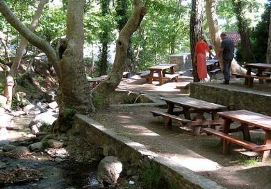 Пикник в Тродосе
