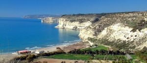 taxi-limassol-cyprus-kourion-beach