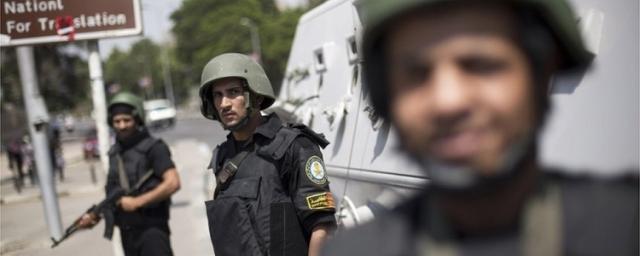 Полиция предотвратила теракт в Египте