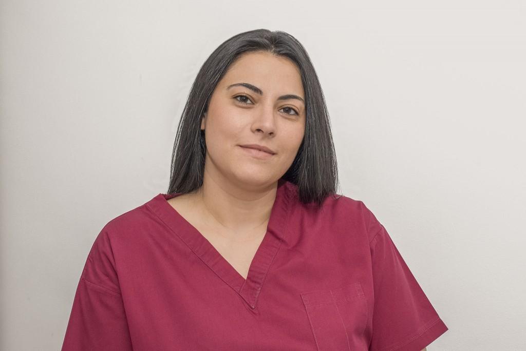 Стоматолог Натали Тсангари