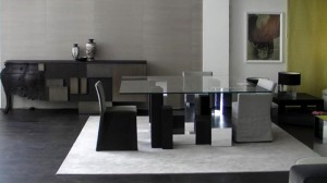 Essere - furniture showroom in Cyprus