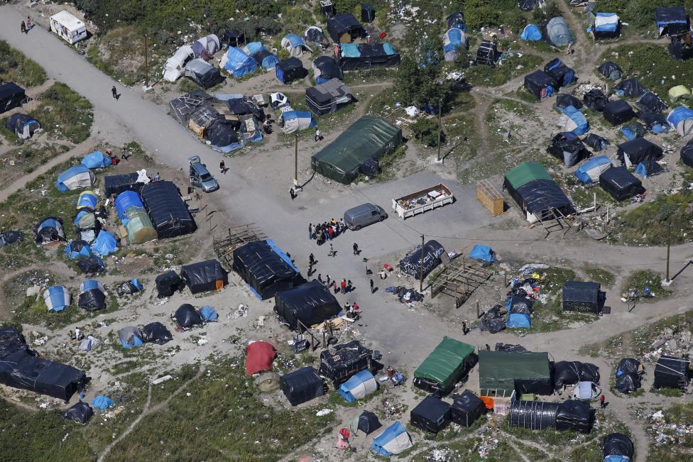 Мигранты устроили беспорядки на британской военной базе на Кипре