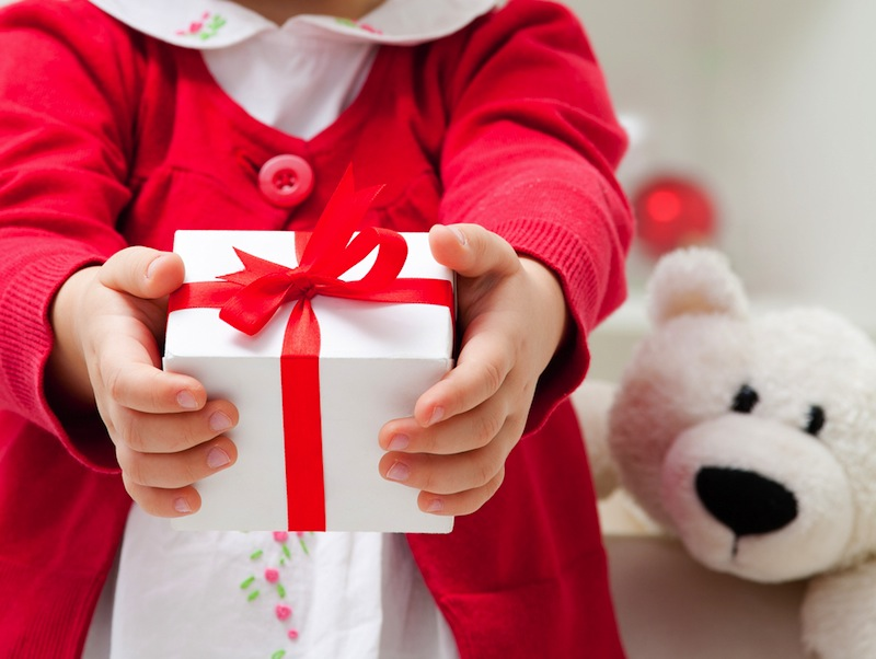 Рождественский сбор для малоимущих семей
