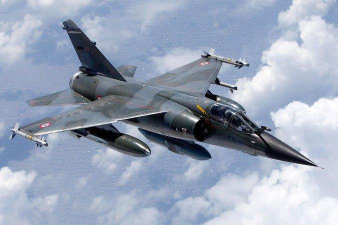 Военные воздушные силы Франции
