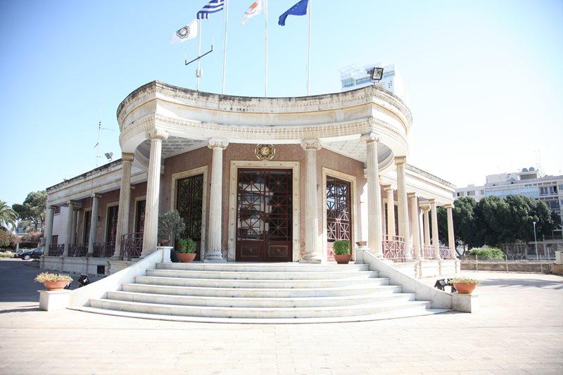 Здание муниципалитета Никосии