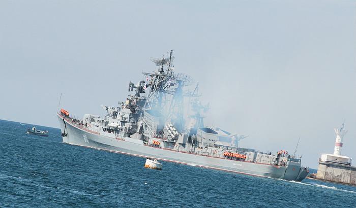Сторожевой корабль «Сметливый»