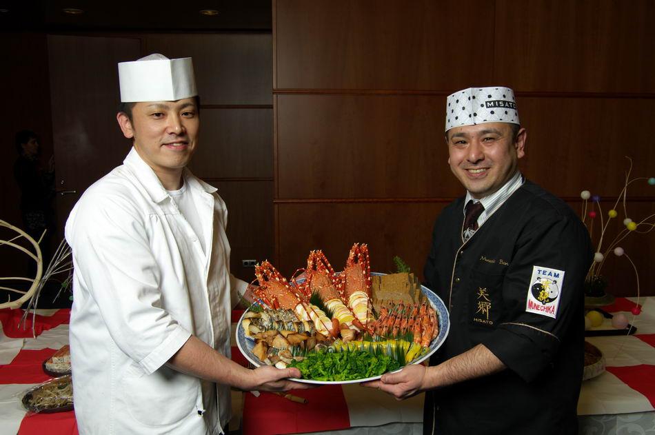 Японские повара