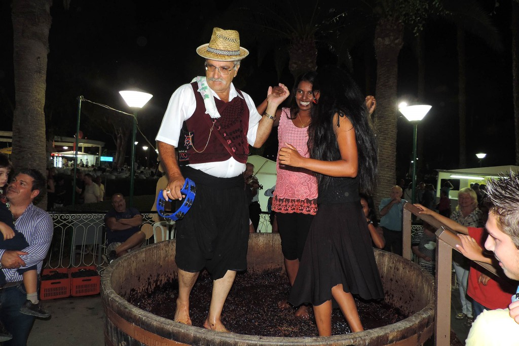 Wine festival in Limassol