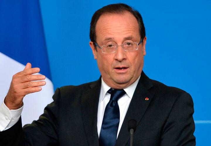 Франсуа Олланда