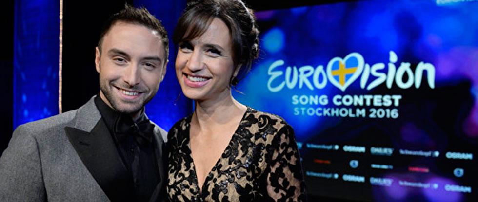 Голосование на Евровидении