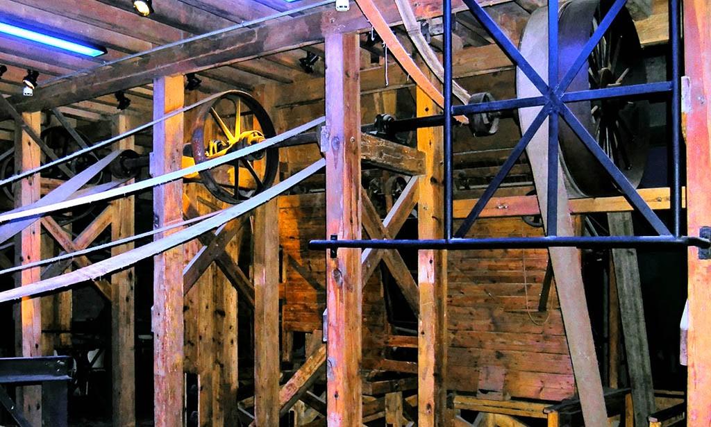 Музей «На мельнице Рожкового дерева»