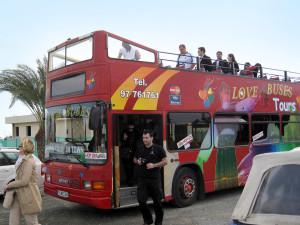 Love buses