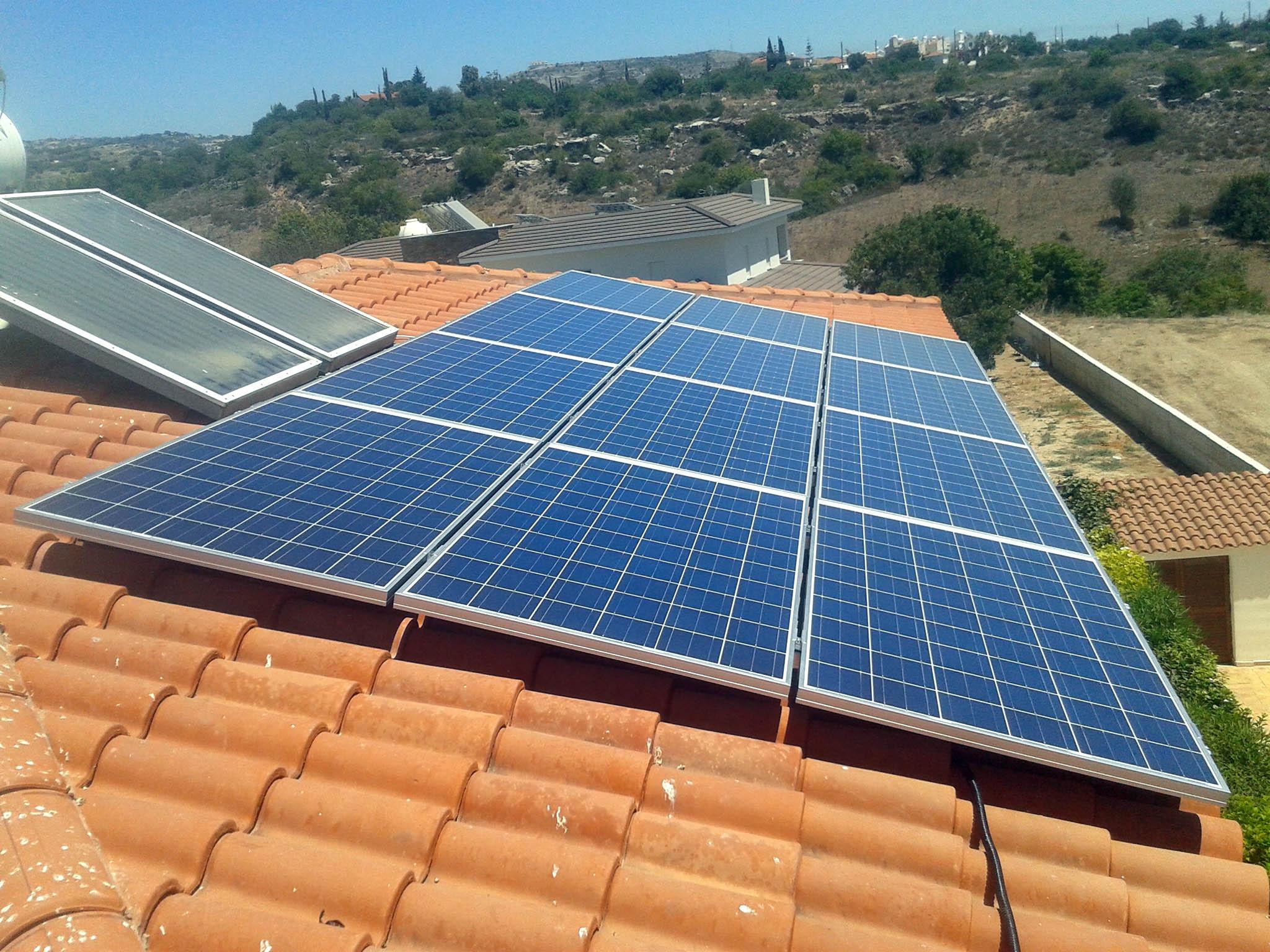 Solar Technologies Ltd  Renewable Energy Resources In Cyprus
