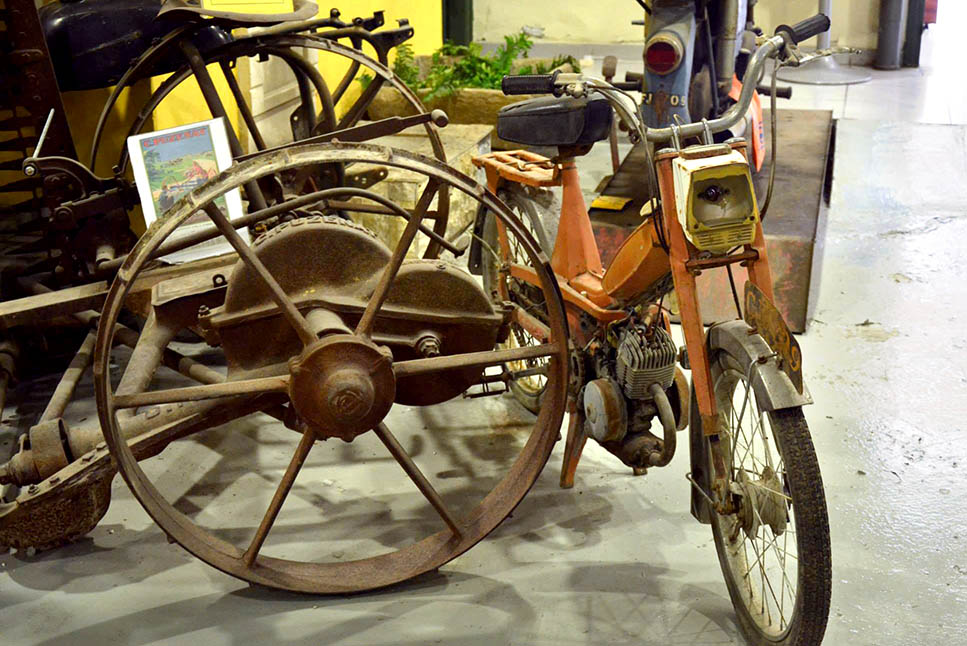 The Cyprus Classic Motorcycle Museum
