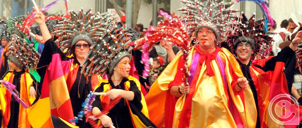 Лимассольский Гранд парад на Кипре