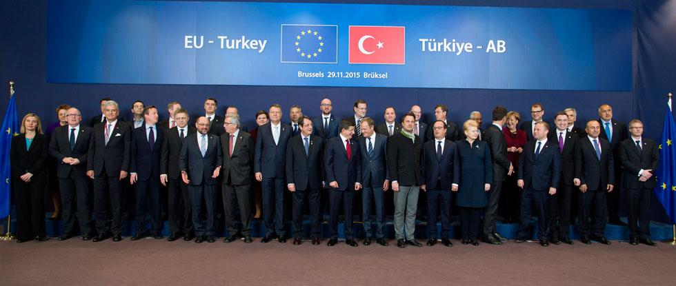 Саммит Евросоюз–Турция