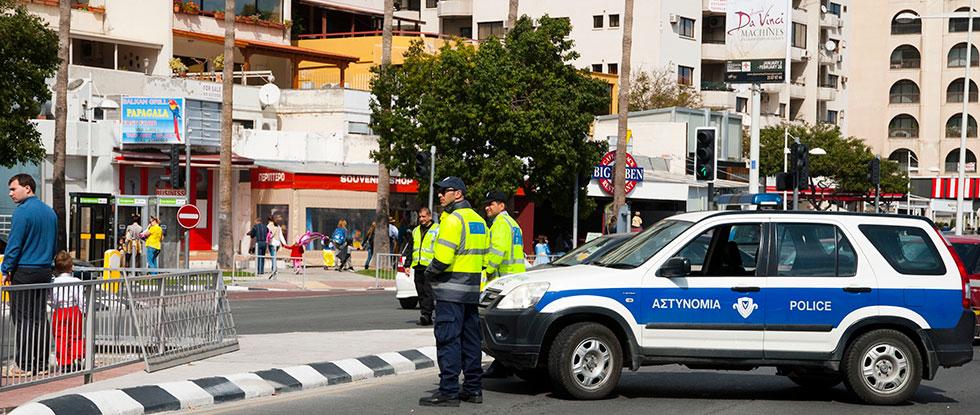 Меры безопасности на Кипре