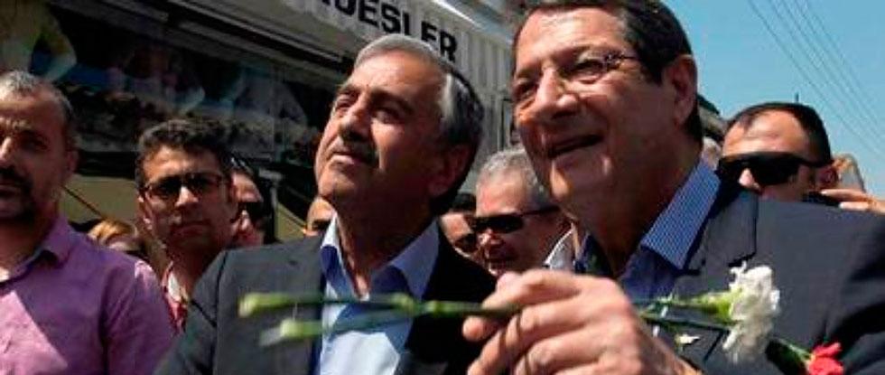 Президенты Кипра и Армении
