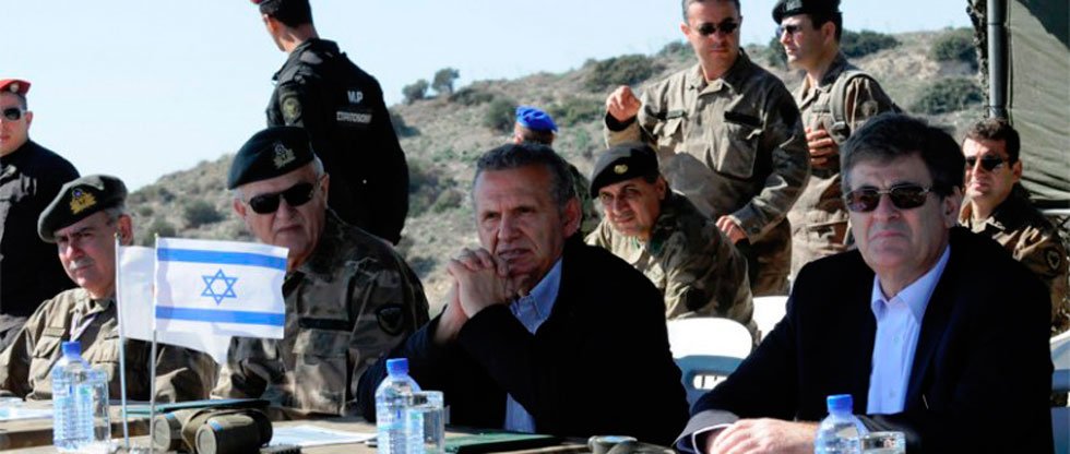 Военные учения на Кипре