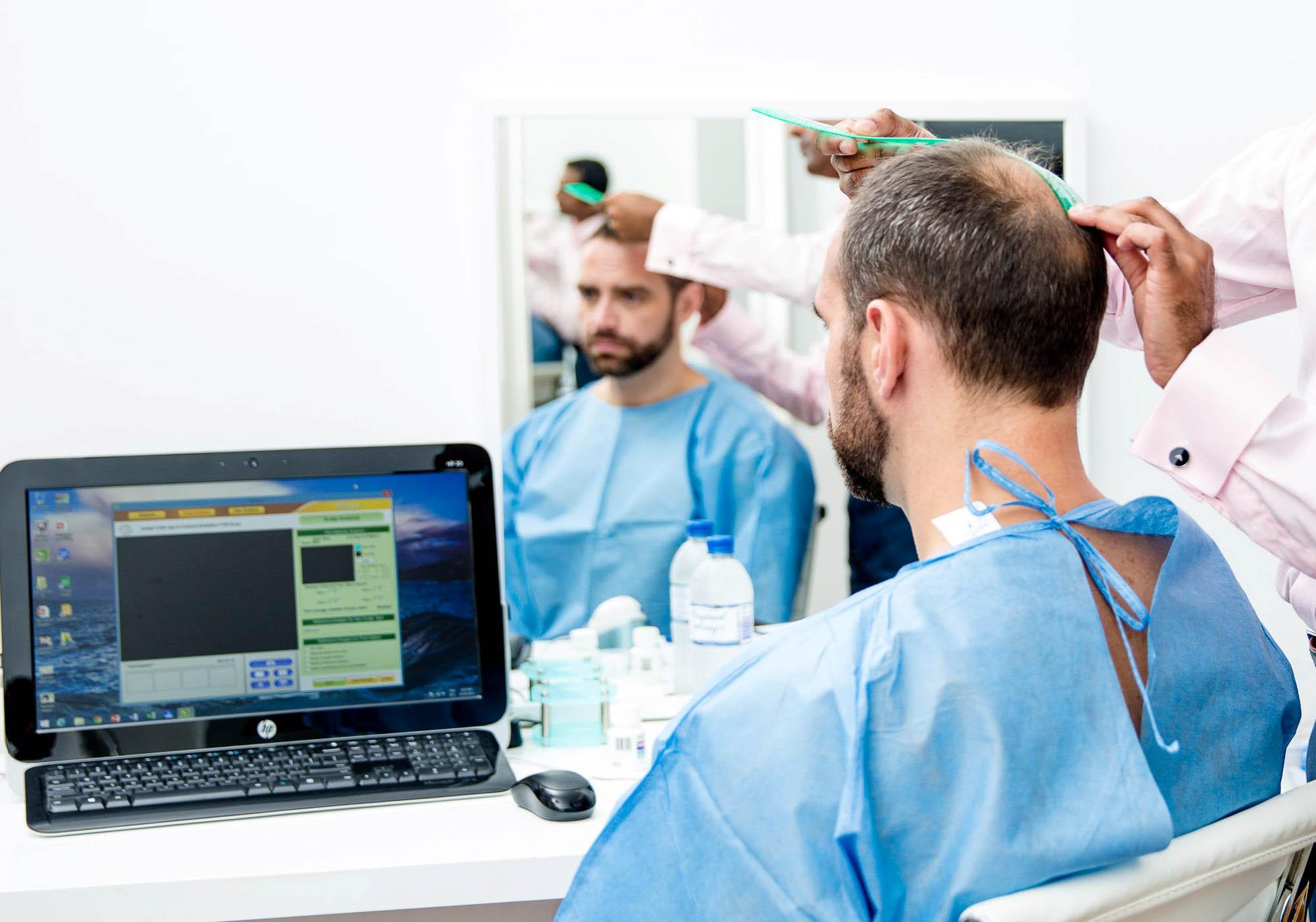 Image result for 6 Medical Hair Restoration Techniques