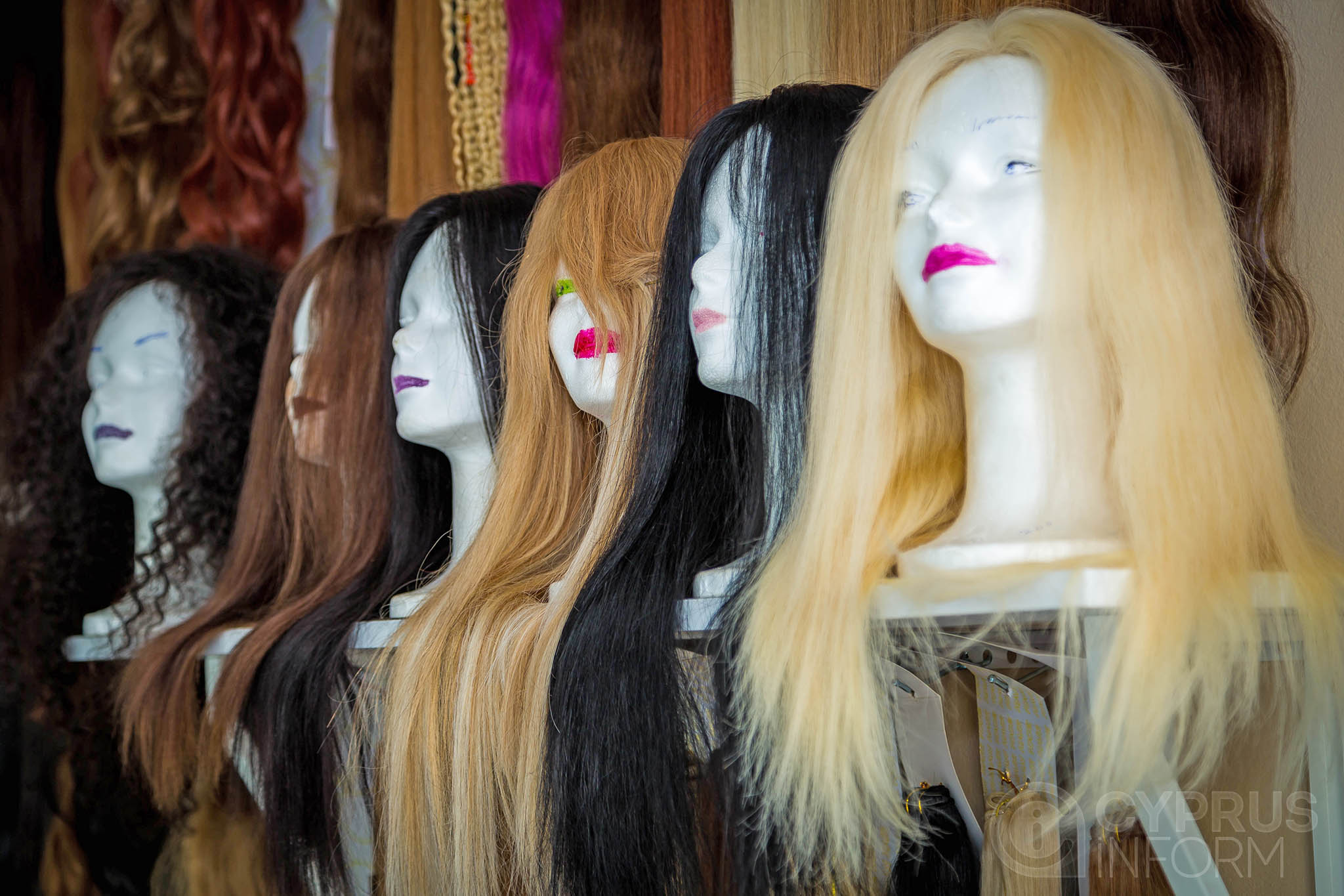 Jenny s salons beauty and hair extensions in cyprus - Beauty salon hair extensions ...