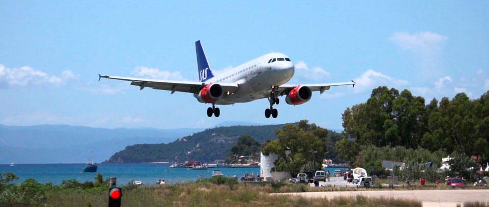 Аэропорт в Греции
