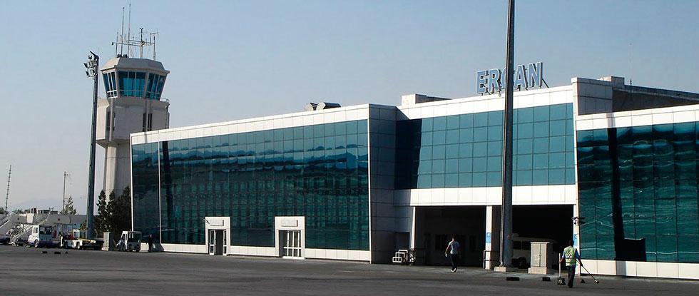 Аэропорт Эрджан