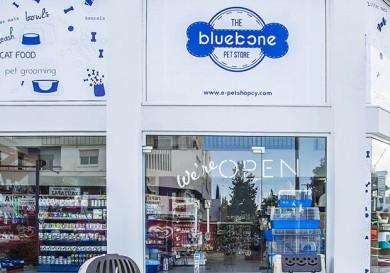 Blue Bone Pet shop