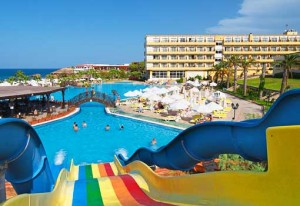 Acapulco beach hotel