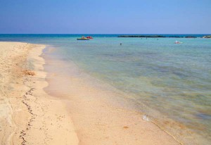 North cyprus beach