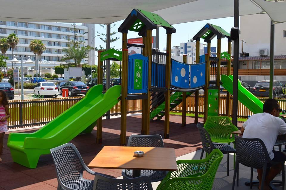 CH. Demetriou Sports Ltd - детская площадка