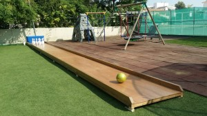 CH. Demetriou Sports Ltd - дорожка для боулинга