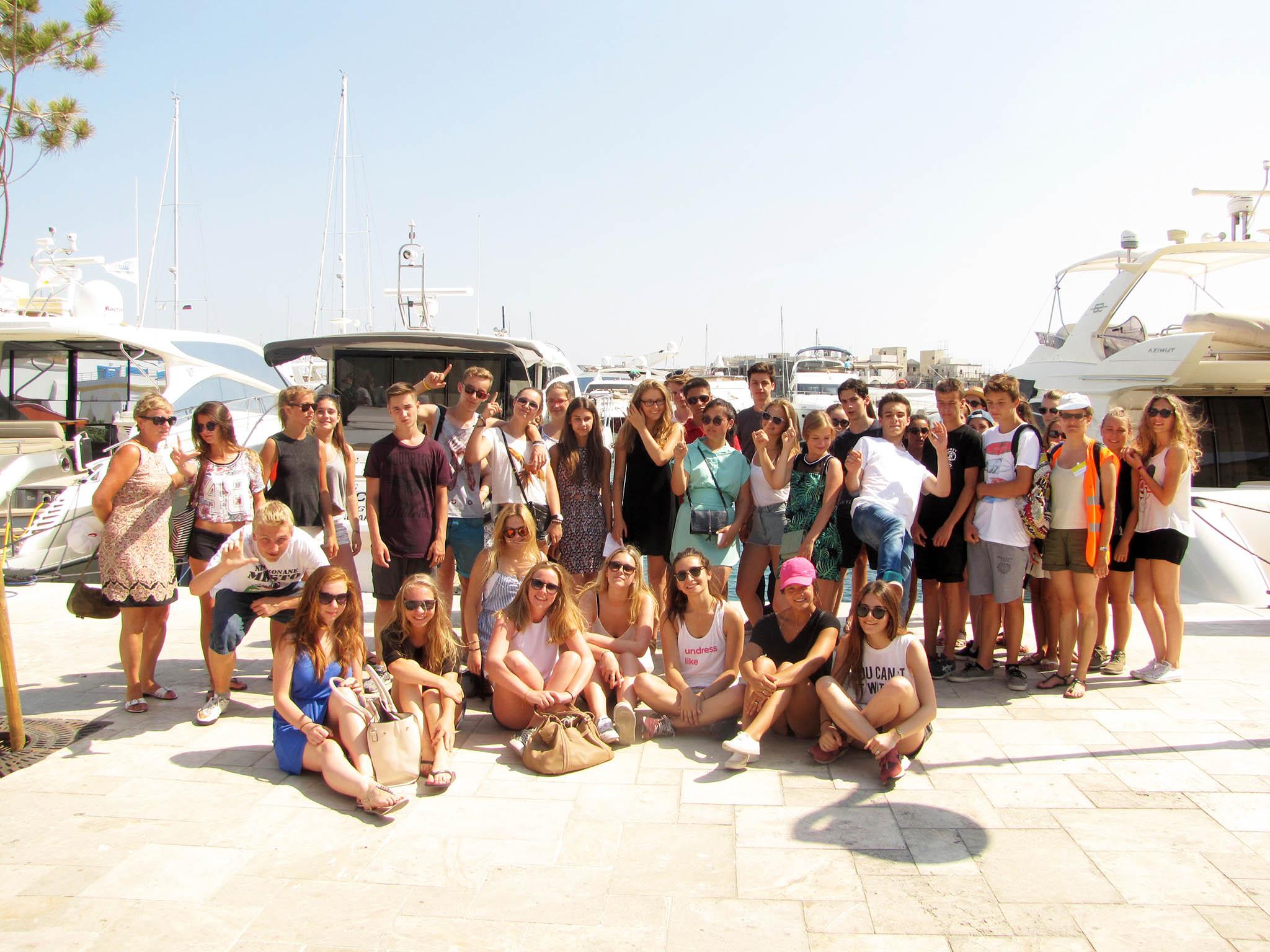 Международный детский летний лагерь на кипре с изучением английского языка.