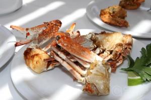 Aigialos Tavern - Crabs