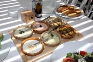 Aigialos Tavern - Dips