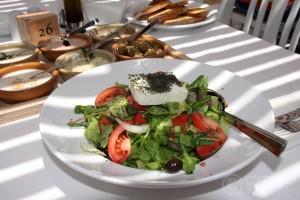 Aigialos Tavern - Salad