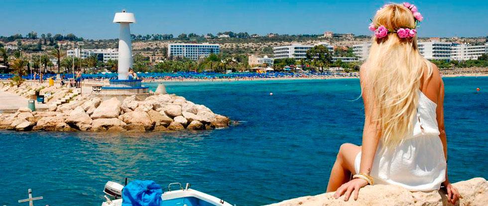 Июль на Кипре