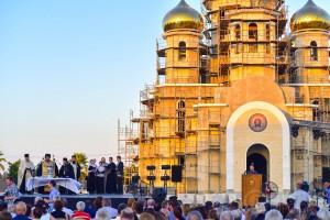 Церковь апостола Андрея Первозванного