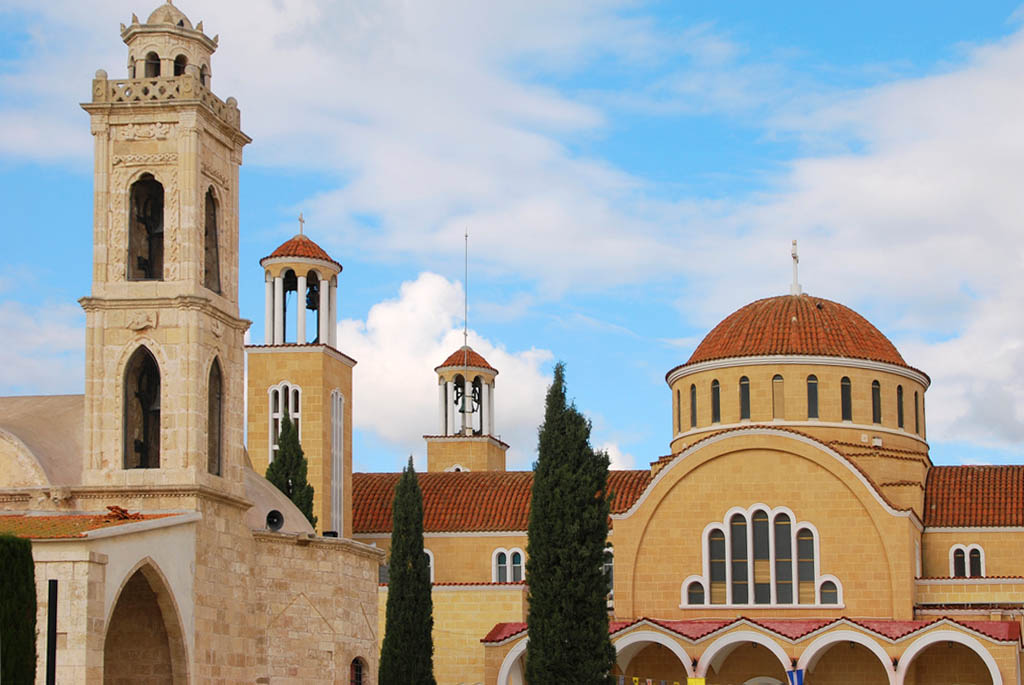 All The Temples And Churches In Ayia Napa, Cyprus  Online ...