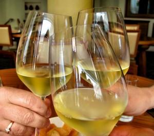 Assyrtiko wine