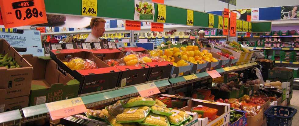 Магазины на Кипре