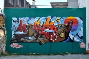 Фестиваль стрит-арта Street Life