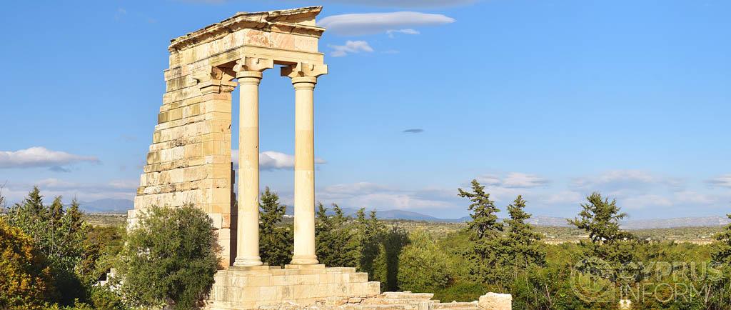 Храм Аполлона Хилатского