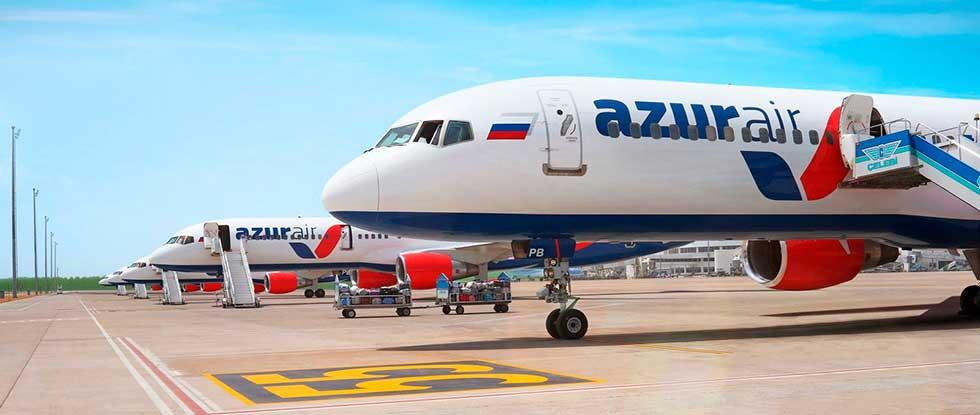 Чартерные авиаперевозки из России в Турцию