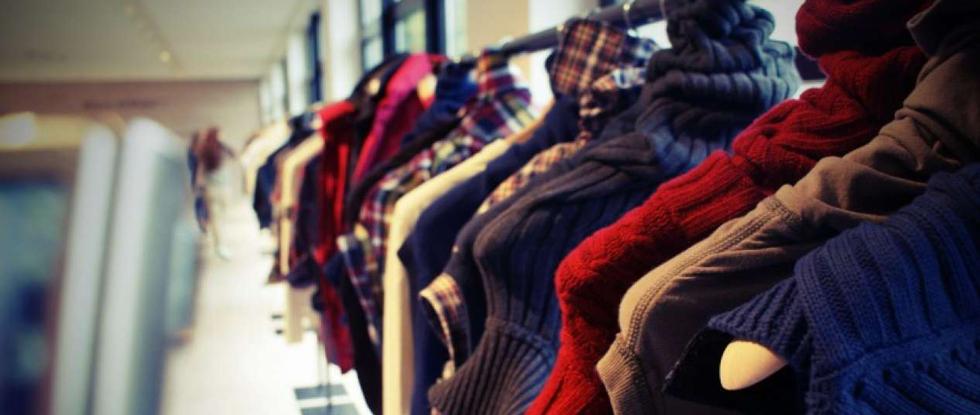 Контрафактная одежда
