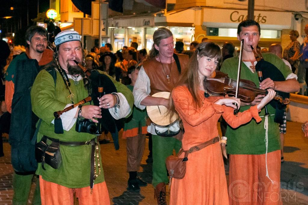 Medieval Festival in Ayia Napa