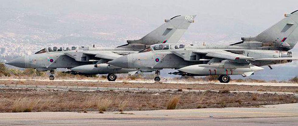 Военная база Акротири