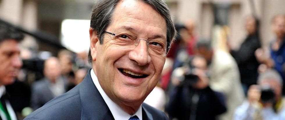 Никос Анастасиади