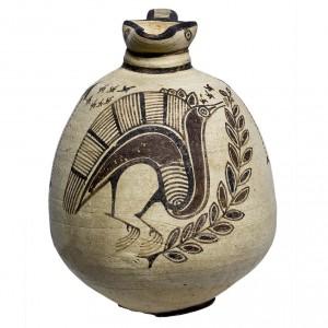 Cyprus Museum - глиняный сосуд